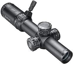 Bushnell 1-4x24 Riflescope with Illuminated BTR-1 Reticle , Black