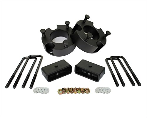 MotoFab Lifts Taco05-3F-2R- 3 inch Front and 2 inch Rear Leveling lift kit that is compatible with Toyota Tacoma