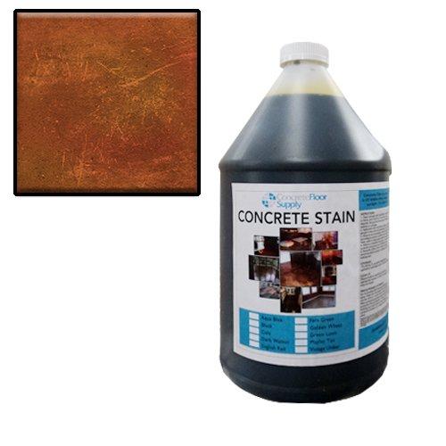 Concrete Acid Stain | English Red 1 Gallon