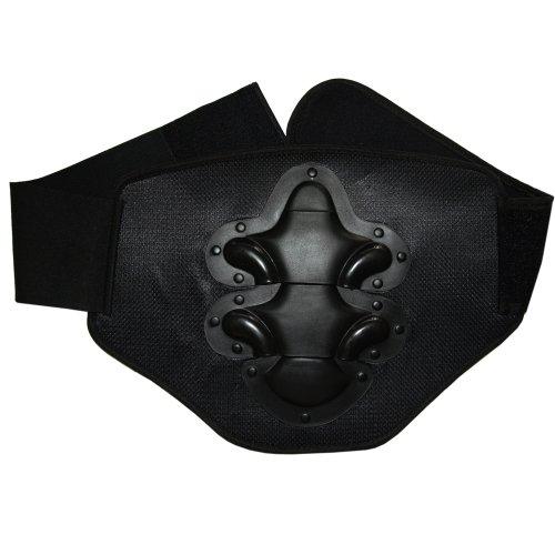 PROANTI Nierengurt Nierenwärmer mit Protektoren Rückenbandage Motorrad Standardgröße