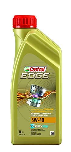 Castrol 02B0051 Edge Huile Moteur 5W-40 1L
