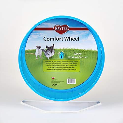Interpet 861386 Superpet Comfort Laufrad, riesig 30.5cm (12 Zoll), Farblich Sortiert