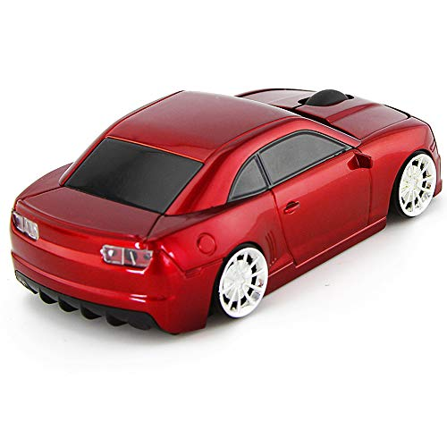 Sport Car Shaped Wireless Mouse
