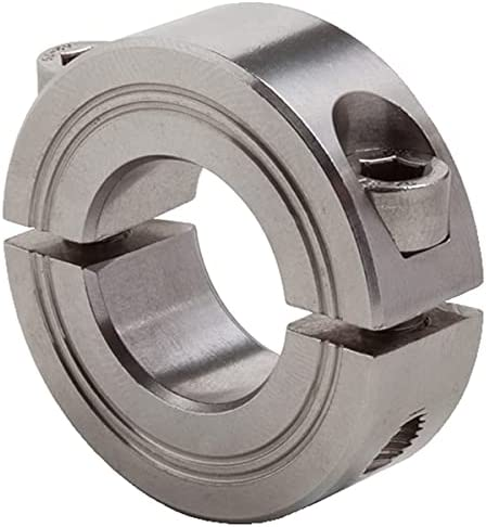 Sale SALE% OFF Climax Metal Products 22mm ID 2Pc Nippon regular agency Clamp Metric Ss Collar Pack