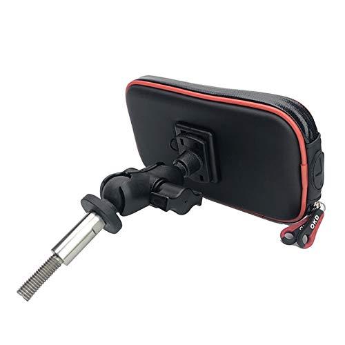 Estable Motocicleta Teléfono móvil Corchete de navegación Accesorios de Motocicleta GPS Navegación Marco Montaje de teléfono móvil Soporte para R1200 RT / R1200RT LC / R1250 RT / K1600 GT / K1600 GTL