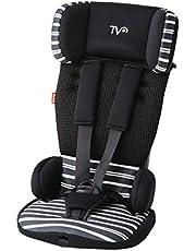 日本育児 チャイルドシート トラベルベスト ECプラス ブラックボーダー 9kg~18kg対象