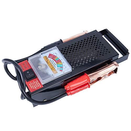 REFURBISHHOUSE Testeur de charge de batterie 100 Amp 12V Voiture 6V 6 Volt pour Schumacher 12 mecanique camion Type