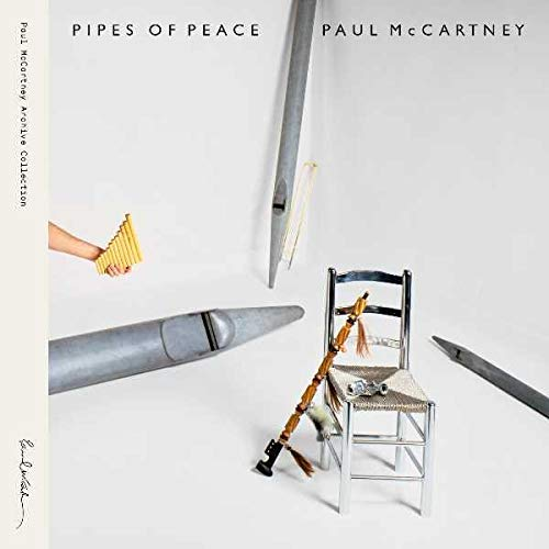 Mccartney,Paul: Pipes of Peace (2015 Remastered) (Audio CD (2015 Remastered))