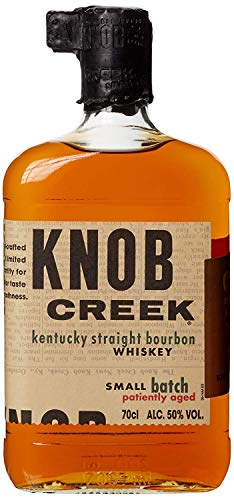 Knob Creek Bourbon Whiskey - 700 ml