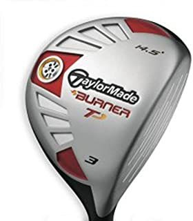 TaylorMade Burner TP Fairway Wood 3 Wood 3W 15 Stock Graphite Shaft Graphite Stiff Right Handed 43 in