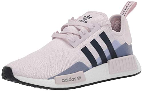 adidas Originals Damen NMD_r1 W, Orchid Tönung Collegiate Navy/Chalk Purple, 37 EU