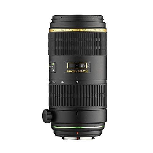 Pentax SMC DA 60-250mm f/4.0ED (IF) SDM - Objetivo para Pentax (Distancia Focal 60-250mm, Apertura f/4) Color Negro