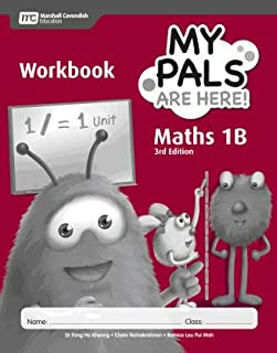 My Pals are Here! Maths Workbook 1B (3rd Edition)
