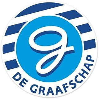 De Graafschap - Netherlands Football Soccer Futbol - Car Sticker - 4