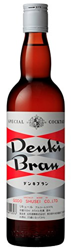 合同酒精 デンキブラン 30度 550ml 瓶 [3576]