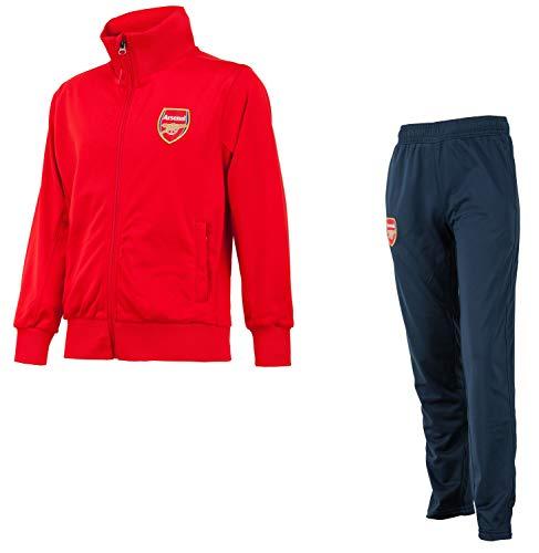 Arsenal Sweatsuit FC - Offizielle Kollektion - Kindergröße 10 ans