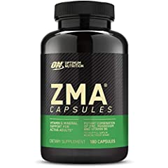 Packaging may vary - New look, with the same trusted Quality Zinc Provides Immune Support HIGH QUALITY FORMS OF ZINC, MAGNESIUM, AND VITAMIN B6 30MG ZINC, 450MG MAGNESIUM, 10.5MG VITAMIN B6 ACTIVE LIFESTYLE FORMULA - your body demands greater nutriti...