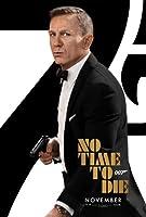 ポスター/スチール写真 A4 パターンZF 007 ノー・タイム・トゥ・ダイ 光沢プリント(写真に白枠あり)