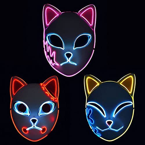 Demon slayer fox mask