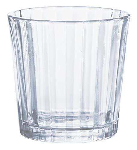 vela en vaso de cristal de la marca La Paz