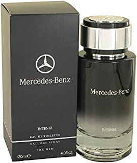 Mérçédés Béñž Intense by Mérçédés Béñž for Men Eau De Toilette Spray 4 oz