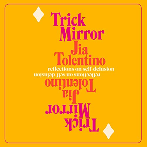 Trick Mirror audiobook cover art