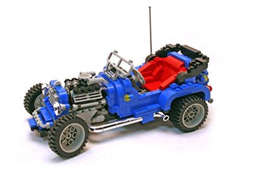 LEGO System Model Team 5541 Hot Rod Speedster