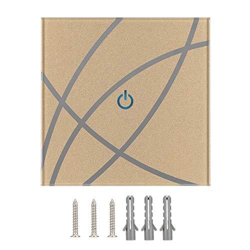 Interruptor de Salida LED Swicth On/Off, para almacenes, para prisiones.