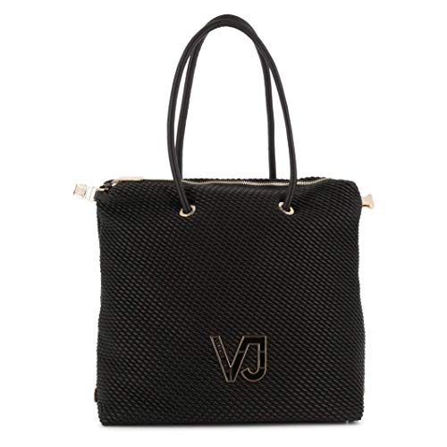 Versace EE1VTBBIA E899 Black Tote Bag for Womens