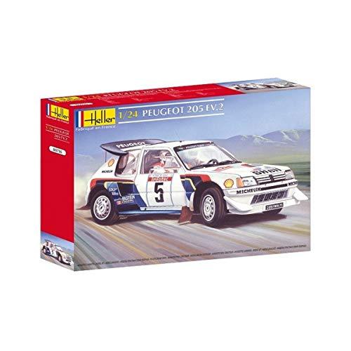 Peugeot Rally 205 1/24 Ev 2
