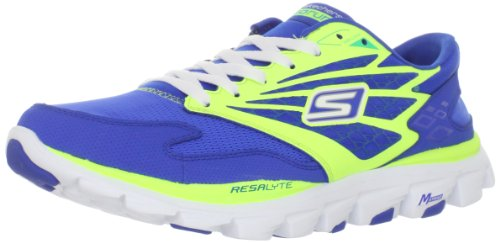 Skechers GOrun Ride - Zapatillas de running [colores a elegir], Schwarz (Bkmt), 32 EU/13 UK