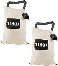 Toro 127-7040 PK2 Debris Collection Bags