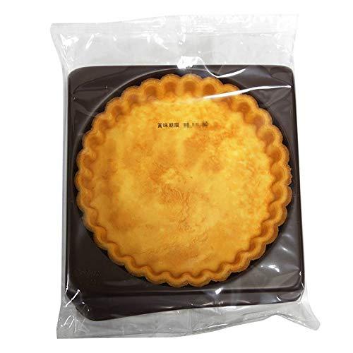 【業務用 製菓用】リボン食品 焼成済パイ型 クッキートルテ5号 48個入