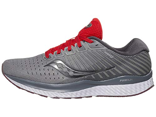 Saucony mens Guide 13 Guide 13 Gray Size: 6.5 UK
