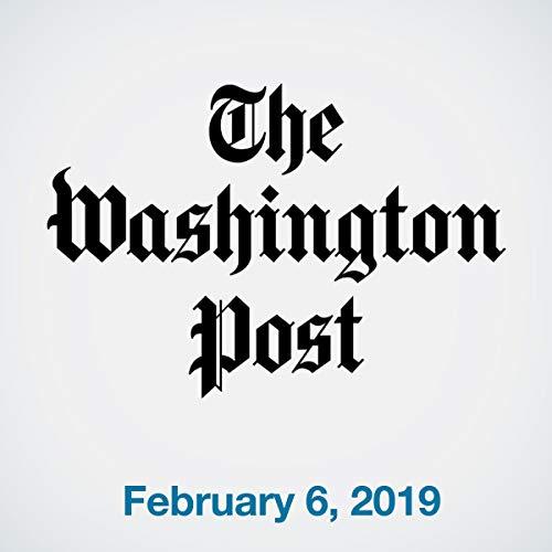 February 6, 2019 copertina