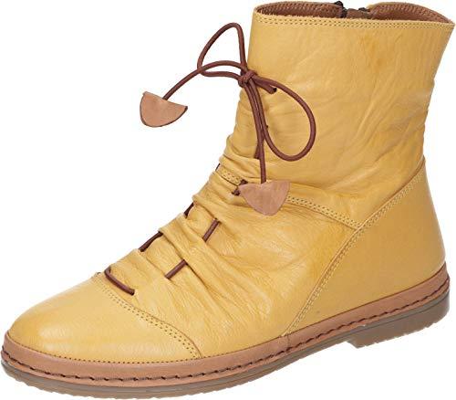 Manitu - Botas, color Amarillo, talla 37 EU