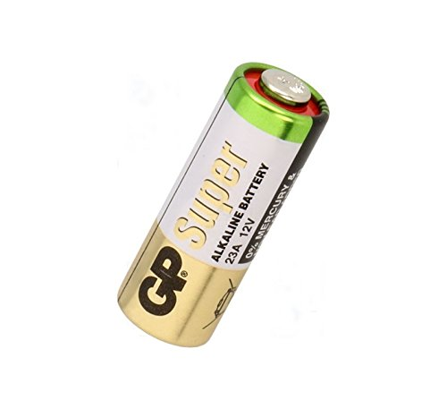 Batería GP Super 12 V 23 A P23GA 8LR932 MN21 V23GA diámetro ø10