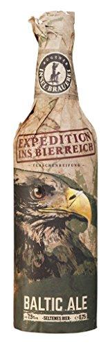 Rügener Insel-Brauerei - Baltic Ale Craftbier 7,5% Vol. MW - 0,75l inkl. MEHRWEG-Pfand