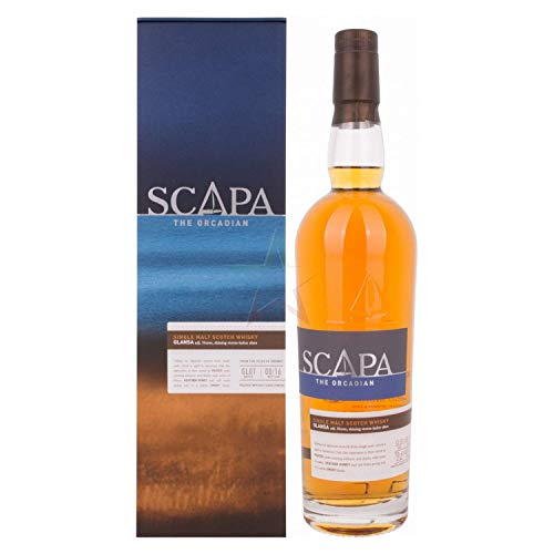 Scapa The Orcadian Glansa 40,00% 0,70 Liter