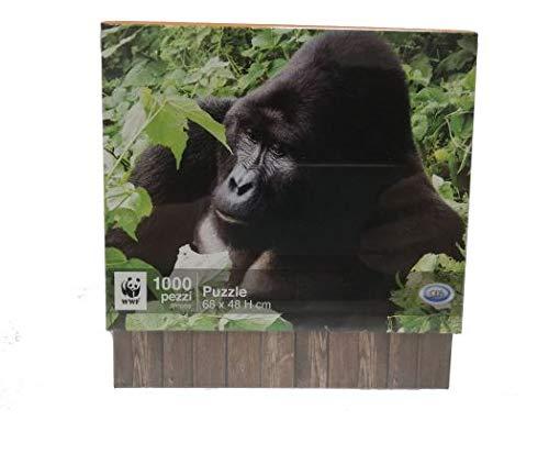 MENTOR INTERACTIVE Puzzle Cube 1000 piezas Gorilla