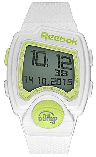 Reebok Pump PL White Digital Sports Watch