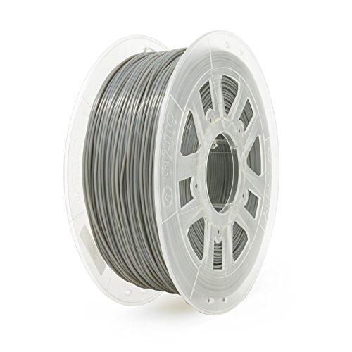Gizmo Dorks 3mm (2.85mm) Hips Filament 1kg / 2.2lb for 3D Printers, Gray
