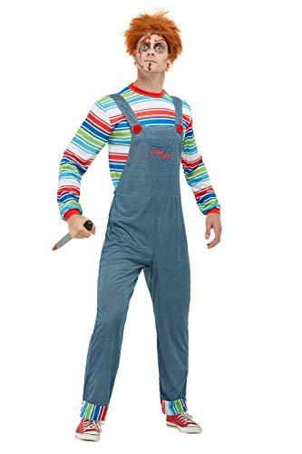 Smiffys, Chucky Herren-Kostüm