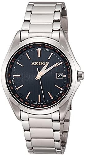 [セイコーウオッチ] 腕時計 セイコー セレクション SBTM293 メンズ シルバー
