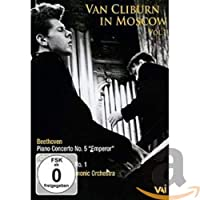 Van Cliburn in Moscow 1 / [DVD] [Import]