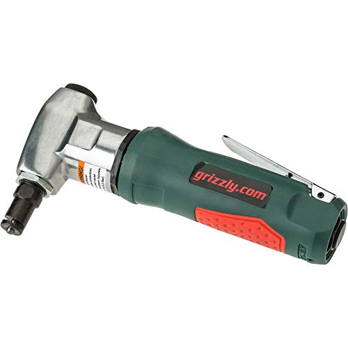 Grizzly Industrial T23085 - Pneumatic Nibbler