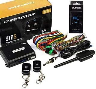 Compustar CS910-S 1-Way Remote Start System & Blade AL Bypass