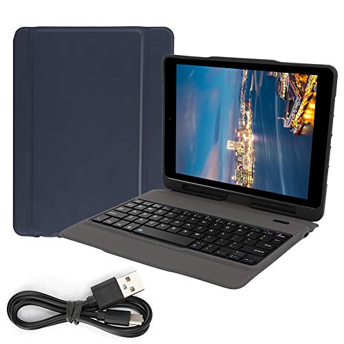 SCHUHREGALE Funda protectora impermeable integrada para teclado Bluetooth con bandeja de TPU para iPad Air1/2/Pro9.7 estándar