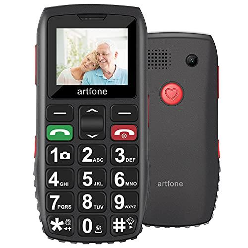 Seniorenhandy, Artfone Mobiltelefon...