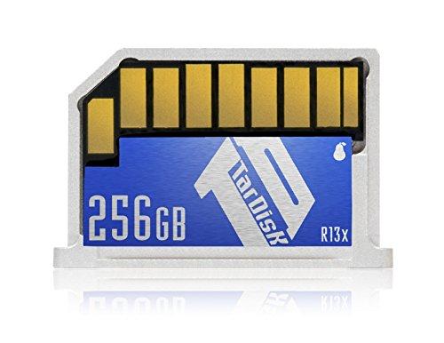 TarDisk 256GB | Storage Expansion Card for MacBook Pro 13' | R13x
